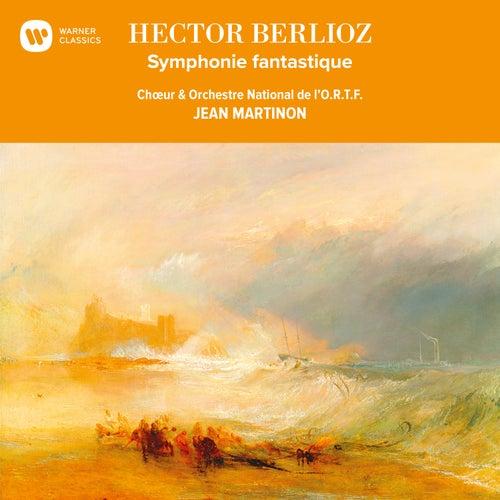 Berlioz: Symphonie fantastique by Jean Martinon