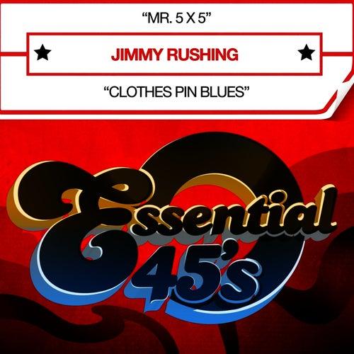 Mr. 5 x 5 (Digital 45) - Single by Jimmy Rushing