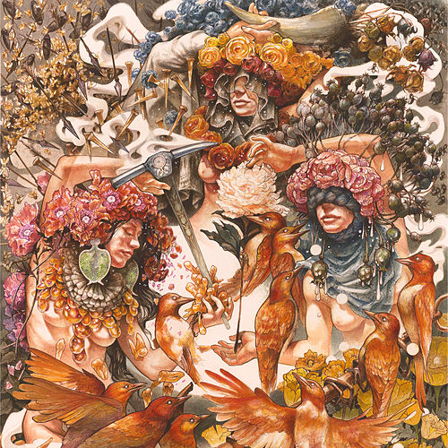 Gold & Grey de Baroness