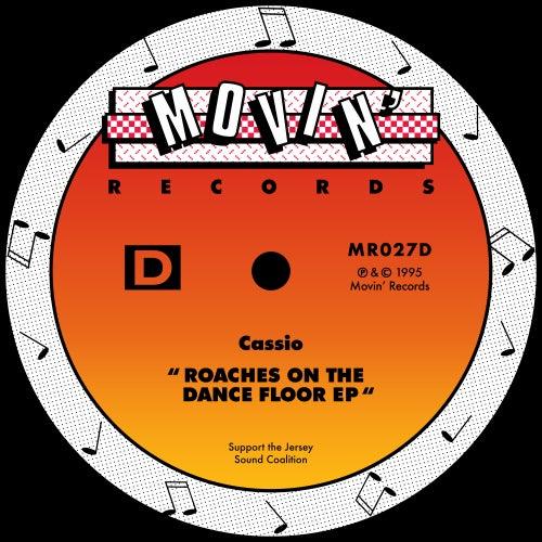 Roaches On The Dance Floor EP de Cassio