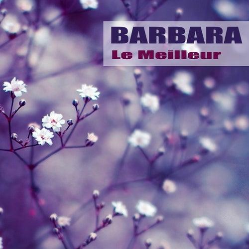 Le Meilleur (Remasterisé) de Barbara