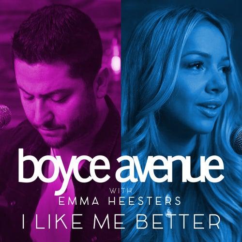 I Like Me Better von Boyce Avenue
