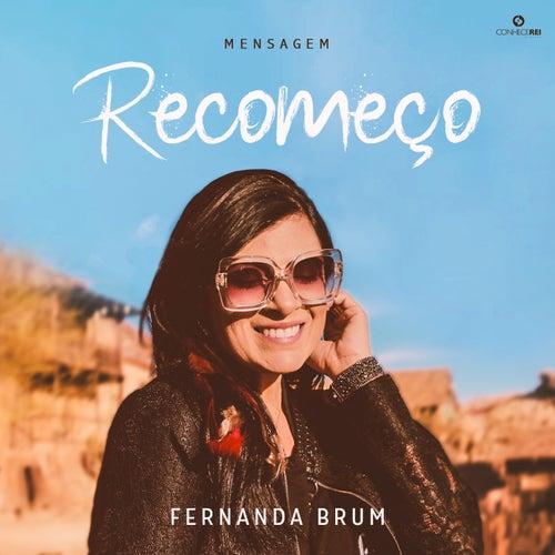 Mensagem: Recomeço (Ao Vivo) von Fernanda Brum