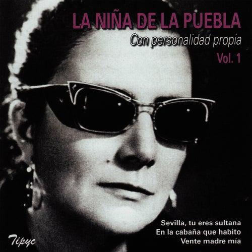 Con Personalidad Propia, Vol. 1 de La Niña de la Puebla