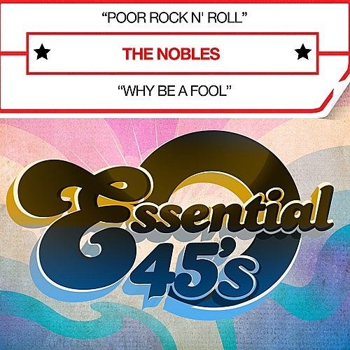 Poor Rock N' Roll (Digital 45) - Single by Los Nobles