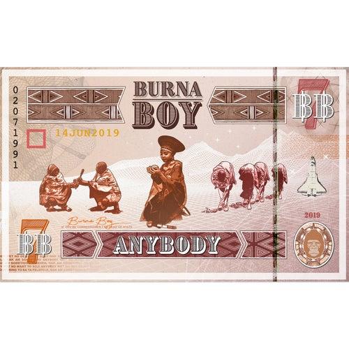 Anybody by Burna Boy