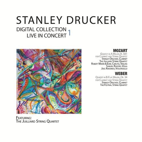 Digital Collection (Live in Concert 1) de Stanley Drucker