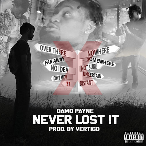 Never Lost It von Damo Payne