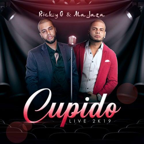 Cupido (Live 2K19) de Ricky G