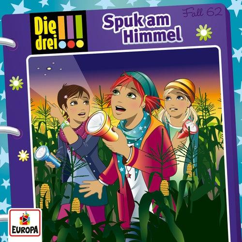 062/Spuk am Himmel von Die Drei !!!