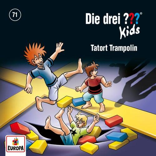 071/Tatort Trampolin von Die Drei ??? Kids