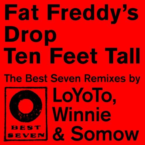 Ten Feet Tall - Best Seven Remixes by Fat Freddy's Drop