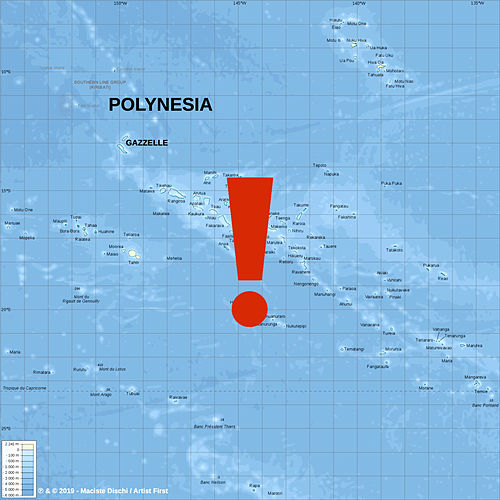 Polynesia di Gazzelle