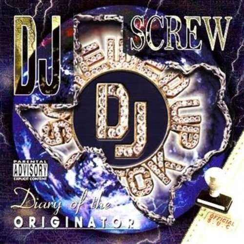 Diary of the Originator: Chapter 137 - Blue 22 de DJ Screw