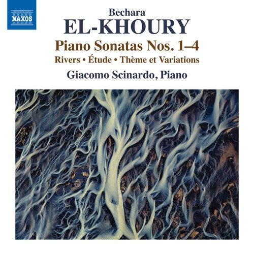 Bechara El-Khoury: Works for Piano by Giacomo Scinardo