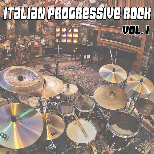 Italian Progressive Rock, Vol. 1 von Various Artists