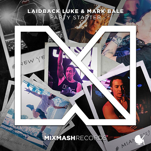 Party Starter by Laidback Luke
