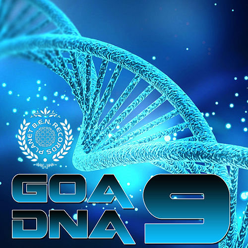 Goa DNA, Vol. 9 by Various Artists