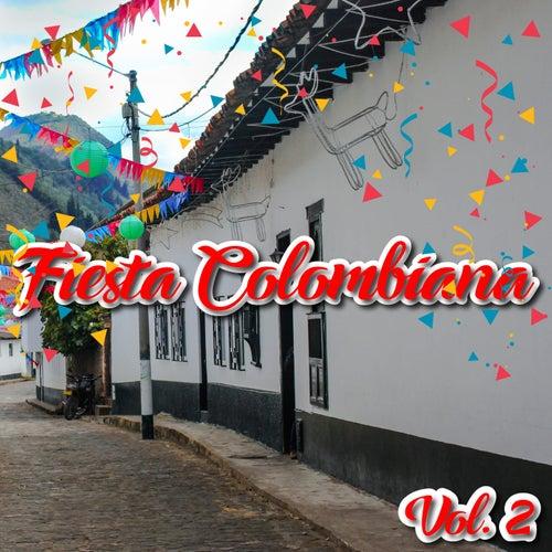 Fiesta Colombiana, Vol. 2 (Tropical) de Various Artists