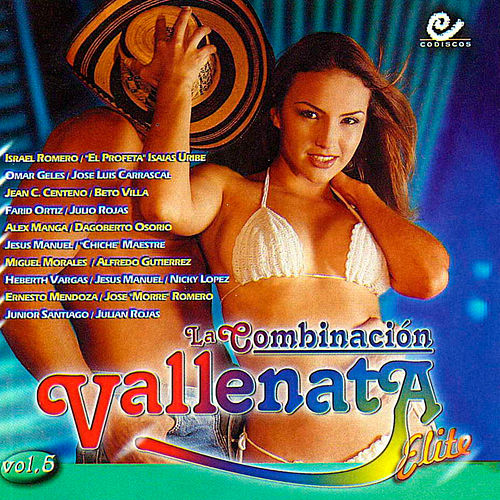 La Combinación Vallenata Elite, Vol. 5 de Combinación vallenata