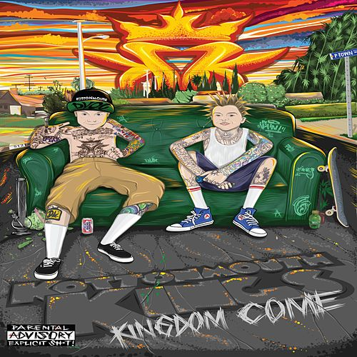 Kingdom Come von Kottonmouth Kings