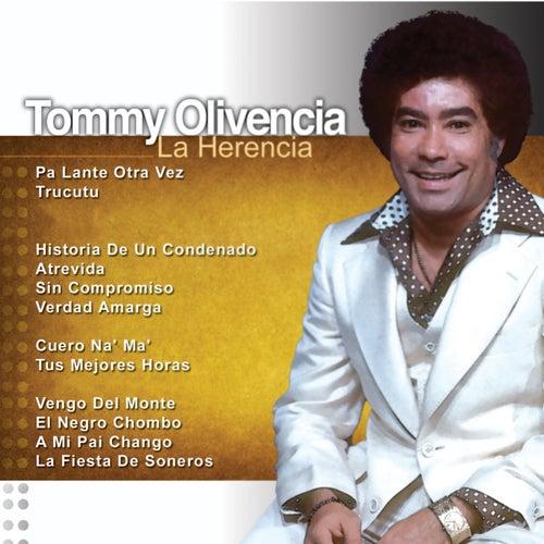 La Herencia von Tommy Olivencia