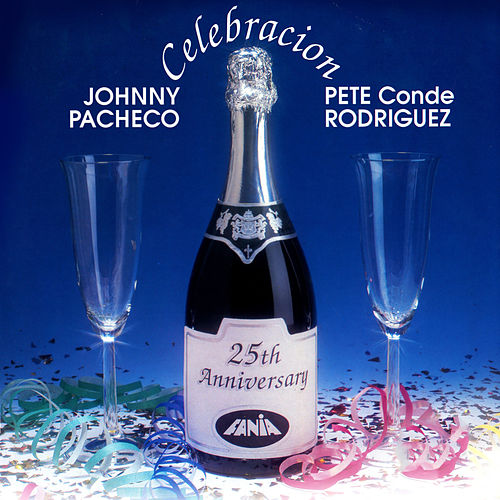 Celebración by Johnny Pacheco