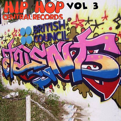 Hip Hop Central Records Vol, 3 by Various Artists