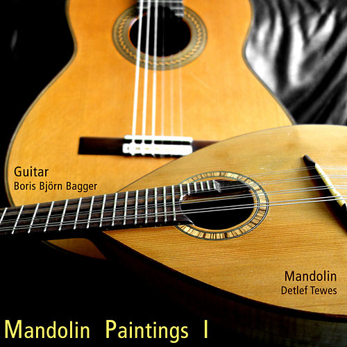 Mandolin Paintings I de Detlef Tewes