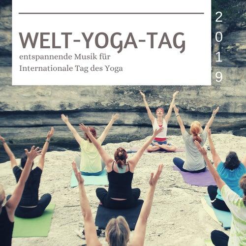 Welt-Yoga-Tag 2019 - entspannende Musik für Internationale Tag des Yoga von Entspannungsmusik