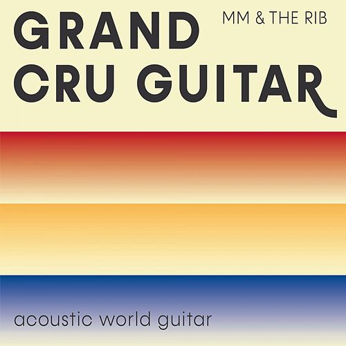 Grand Cru Guitar by Martin Müller
