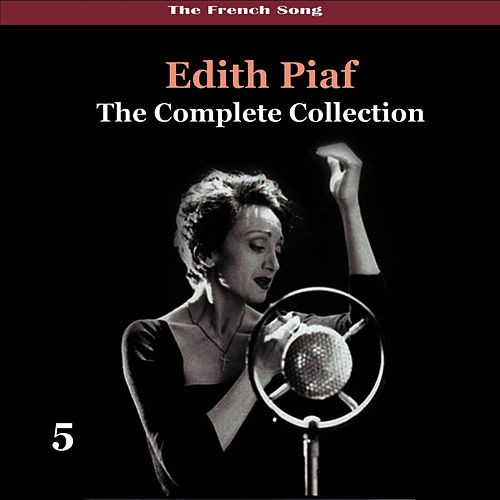 The Complete Collection Volume 5 de Edith Piaf