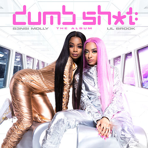 Dumb Sh*t: The Album by S3NSI MOLLY