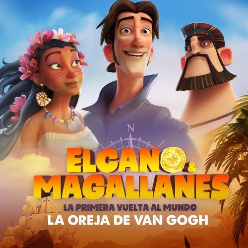 Elcano y Magallanes, La Primera Vuelta al Mundo ((Tema Central de la Película)) de La Oreja De Van Gogh