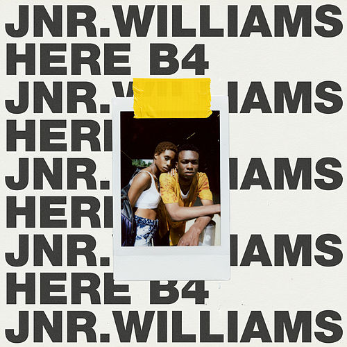 Here B4 de JNR Williams