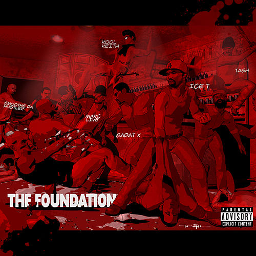 Legends Recordings Group Presents: 'The Foundation' by Various Artists