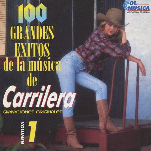 100 Grandes Exitos de la Música Carrilera Vol. 2 de Various Artists