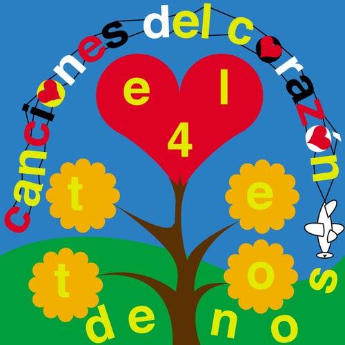 Canciones del Corazón de El Cuarteto De Nos