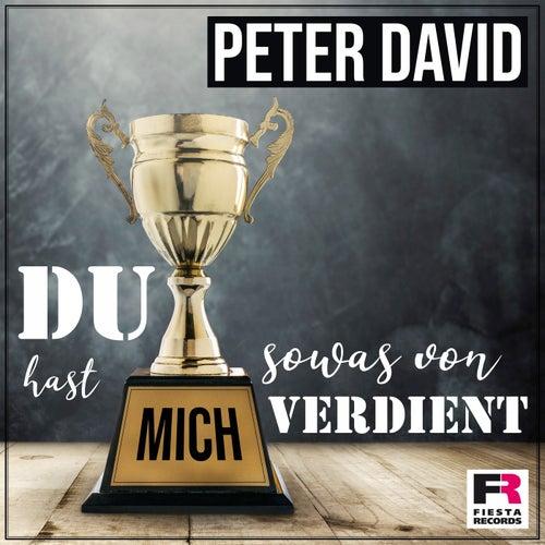 Du hast mich sowas von verdient von Peter David