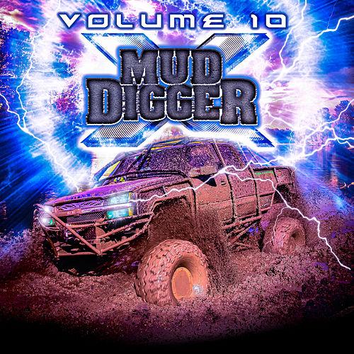 Mud Digger 10 by Various Artists