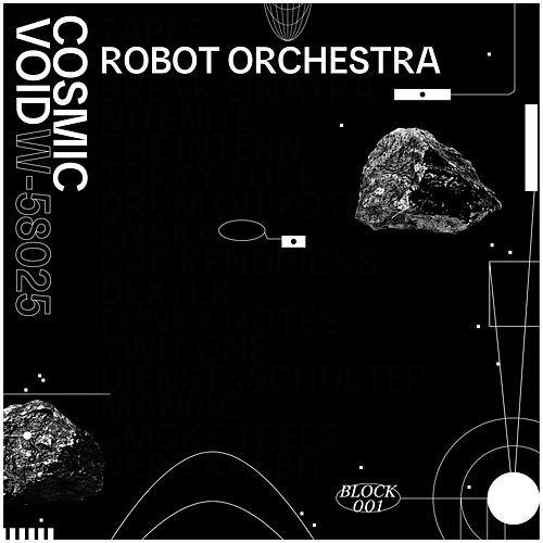Strange Beauty by Robot Orchestra