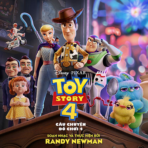 Toy Story 4 (Vietnamese Original Motion Picture Soundtrack) di Randy Newman