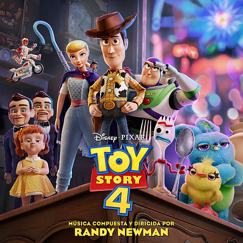Toy Story 4 (Banda Sonora Original en Castellano) by Randy Newman