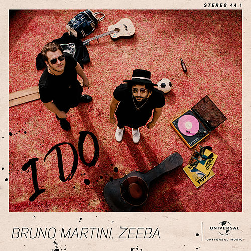 I Do (with Zeeba) von Bruno Martini