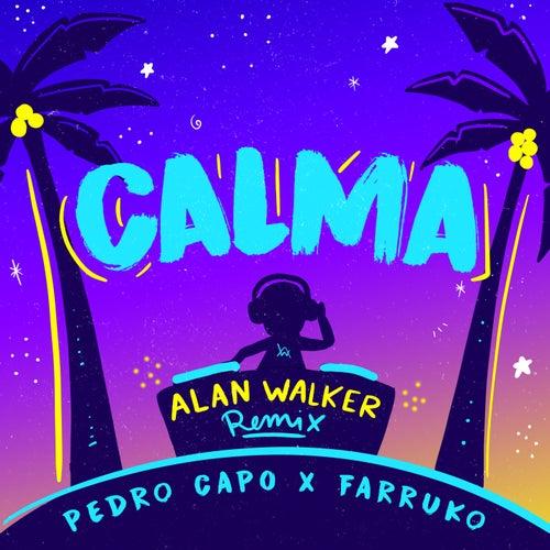 Calma (Alan Walker Remix) von Pedro Capó