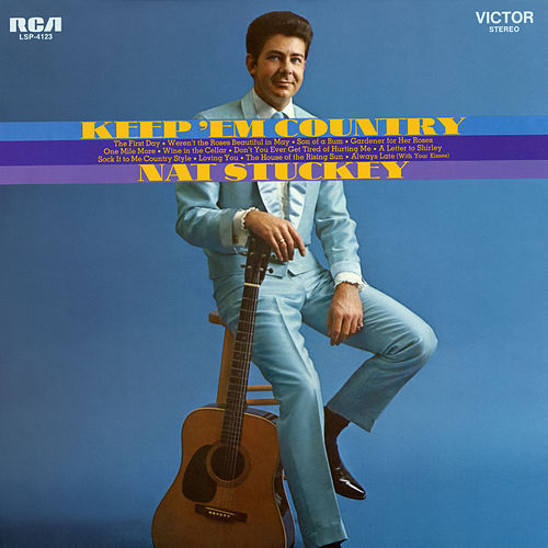 Keep 'Em Country by Nat Stuckey