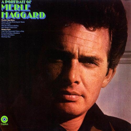 A Portrait Of de Merle Haggard