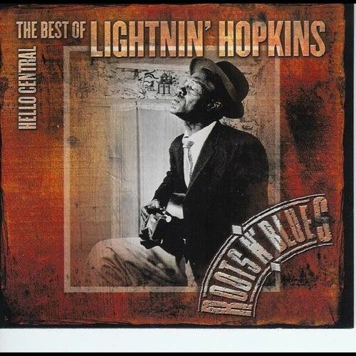 The Best Of Lightnin' Hopkins by Lightnin' Hopkins