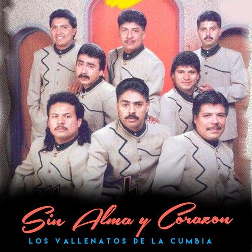 Sin Alma y Corazon by Los Vallenatos De La Cumbia