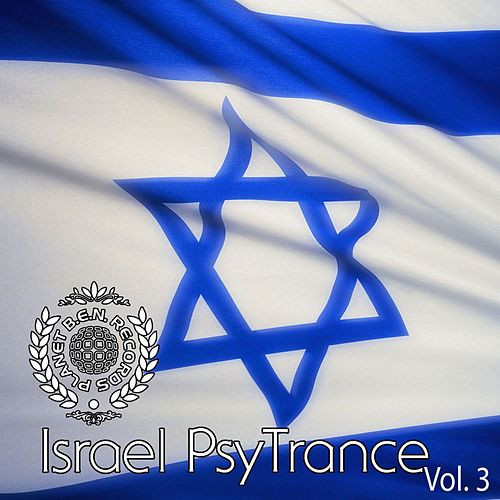 Israel Psytrance, Vol. 3 de Various Artists